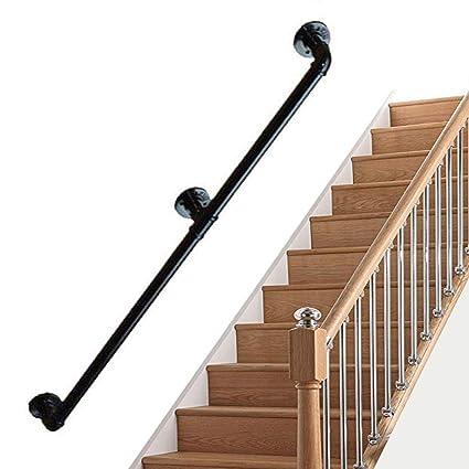 Noir Support De Rampe Escalier Main Courante D Escalier