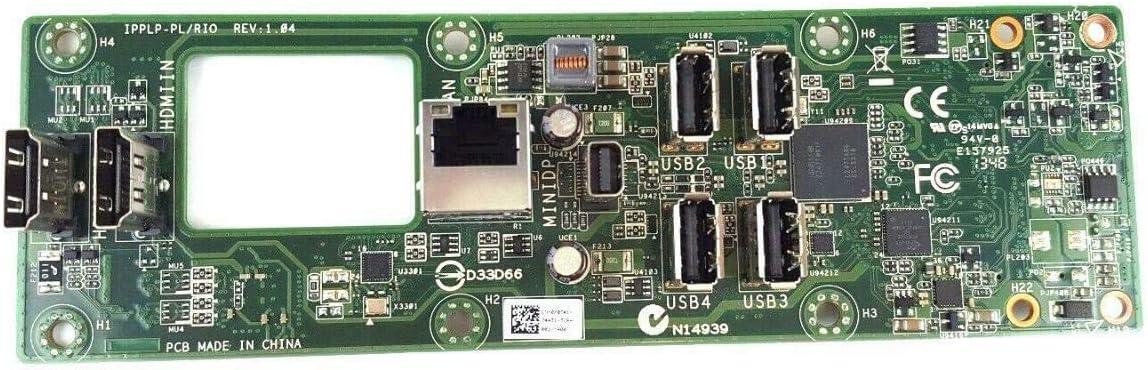EbidDealz XPS One 2720 All-in-One Desktop Rear HDMI USB I//O Circuit Board X0TK1 CN-0X0TK1