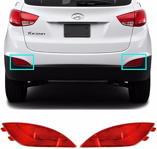 2015- Genuine Hyundai Tucson Bracket Front Bumper Side LH