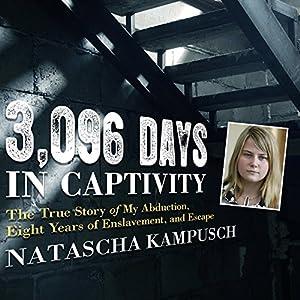 3,096 Days in Captivity Audiobook