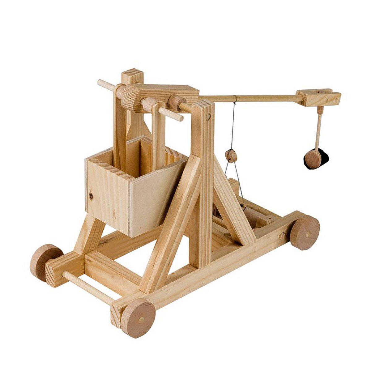 Timberkits - Trebuchet - Wooden Automata Kit TK022
