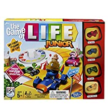 The Game of Life Junior Game, English