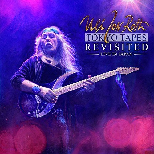 Uli Jon Roth-Tokyo Tapes Revisited  Live In Japan-(UDR073P05)-2CD-FLAC-2016-WRE Download