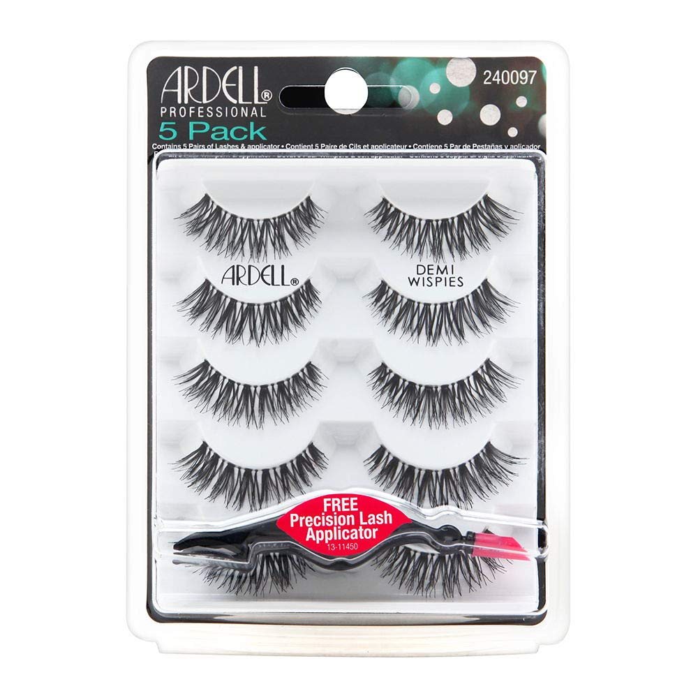 0853678beb7 Amazon.com: 5 Pack Demi Wispies Lashes: Beauty