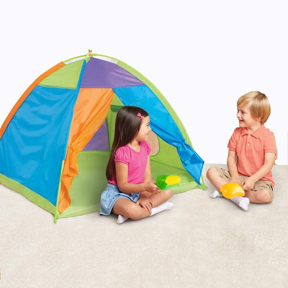 AYUE® Kids Castle Zelt für Kinder Spielen als Geschenk Jungen und Mädchen Geschenk als Spielzeug für Geburtstag und Weihnachten Indoor und Outdoor d1cb97