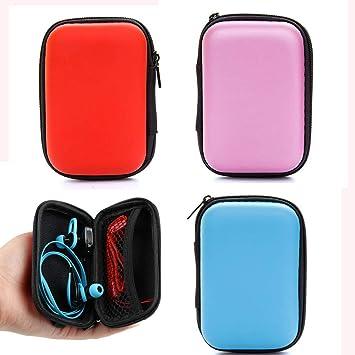 Paquete de 3 Estuches portátiles de Goma EVA para ...