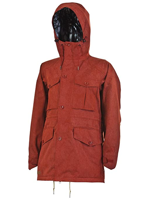 L1 Outerwear Adriana Chaquetas Snow, Mujer, Rojo, S