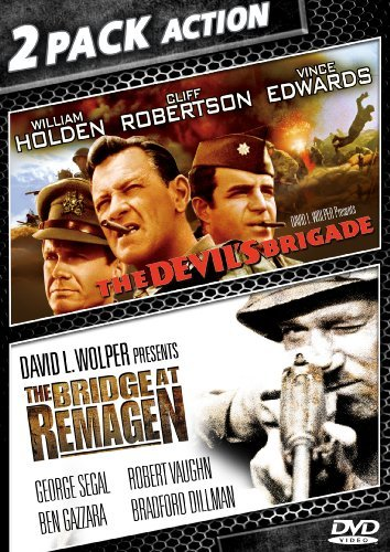 The Devil's Brigade / The Bridge at Remagen by Cliff Robertson