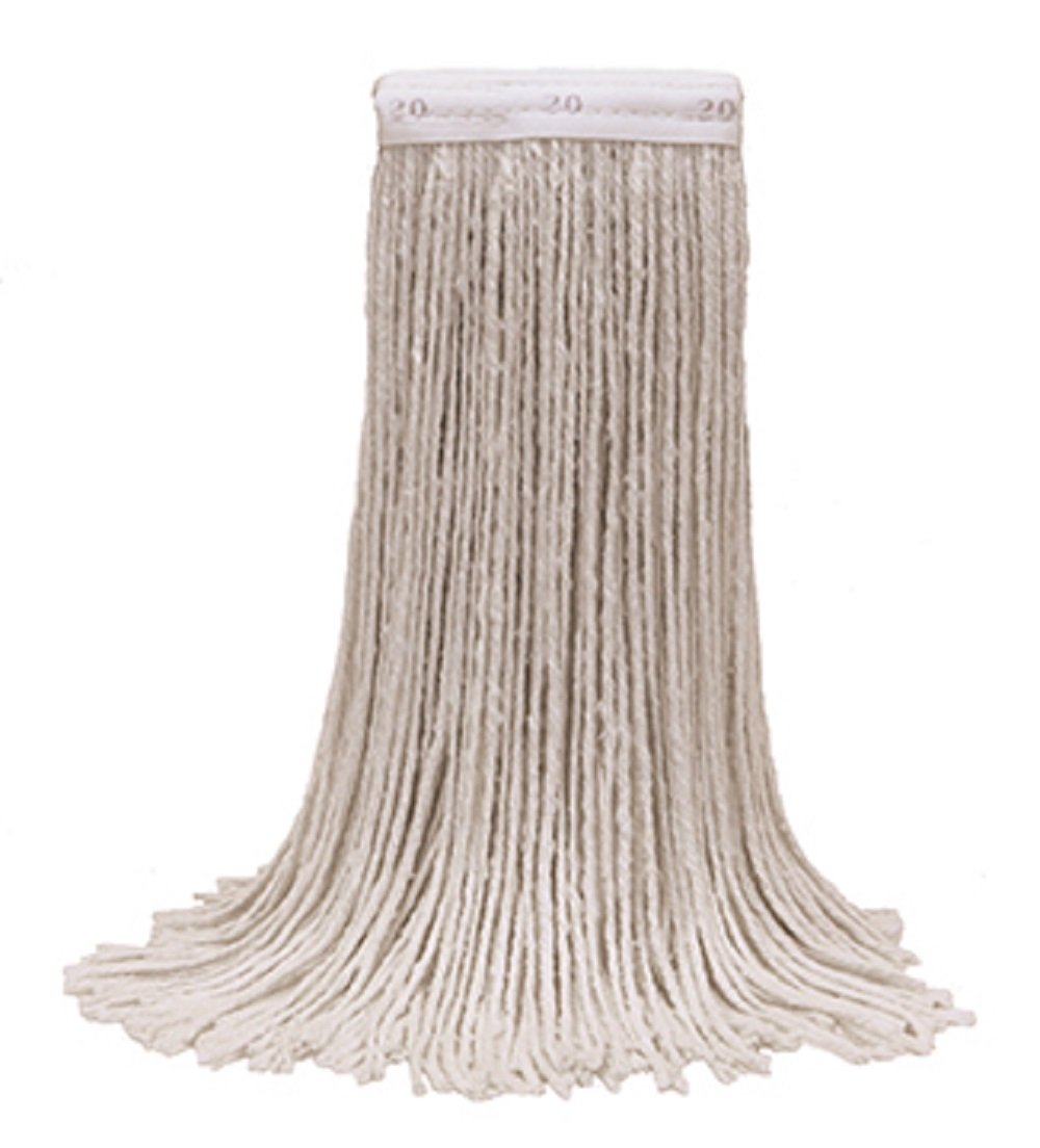 O'Cedar Commercial 97916 MaxiRayon Cut-End Mop, 16 oz (Pack of 12) by O-Cedar Commercial (Image #1)
