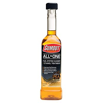 Gumout 10 oz All-in-ONE Fuel Injector Cleaner