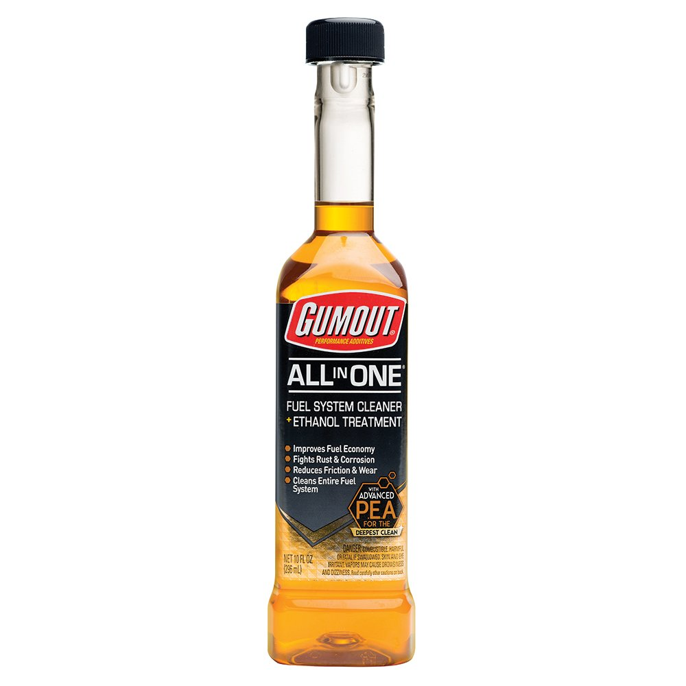 Gumout 510016 All-In-One Complete Fuel System Cleaner