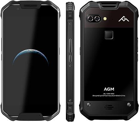 AGM X2 se Resistente Funda IP68 Resistente al Agua Smartphone 6 GB ...