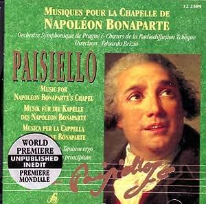Music for Napoleon Bonaparte's