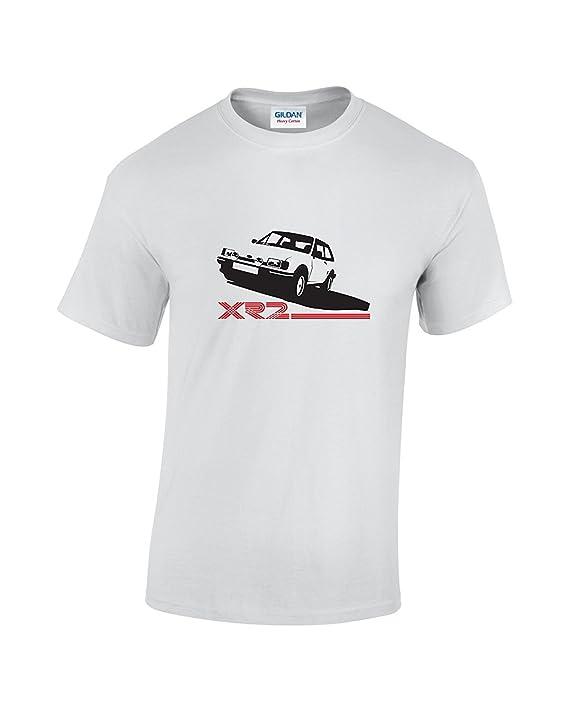 Fiesta XR2 T-shirt - 5 colours