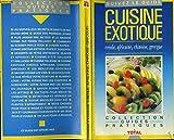 cuisine exotique creole africaine chinoise grecque