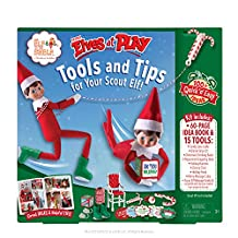 Elf on The Shelf Seapkit2 Scout Elves At Play, Color Azul