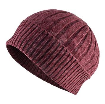 Los nuevos sombreros de invierno para hombres Gorros de lana ...