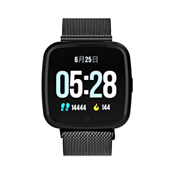 Amazon.com: XZYP Sport Smart Watch, Bluetooth Smartwatch ...
