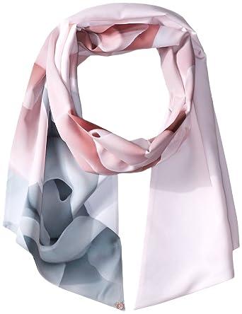 8c4b5e5cb Ted Baker London Women s Mansi Porcelain Rose Skinny Scarf