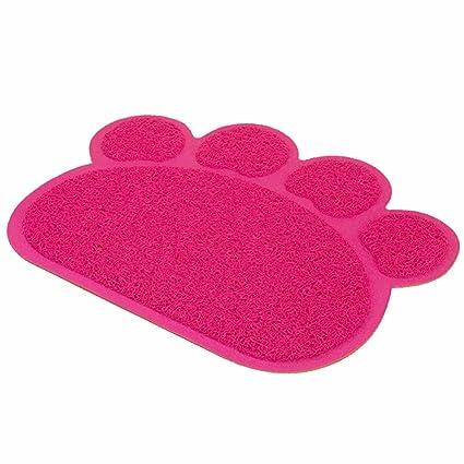 Manteles Individuales Para Mascotas Felpudos Para Gatos Felpudos De PVC Tapetes Para El Piso Alfombras Para