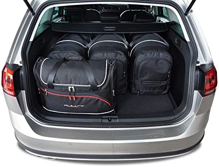 Kjust Kofferraumtaschen 5 Stk Kompatibel Mit Vw Golf Variant Vii 2013 2020 Auto