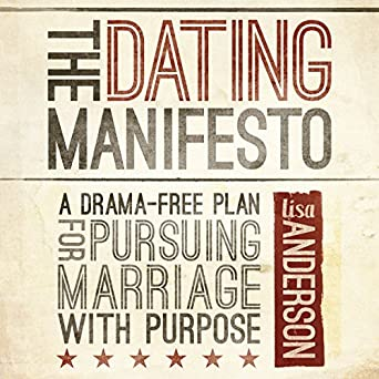 lisa anderson the dating manifesto amazon