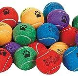Grriggles 60 Piece Tennis Ball 2.5'' Bulk Bags