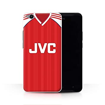 online store cde7c 440fa Phone Case / Cover for HTC One X9 / Arsenal 1988 Design ...