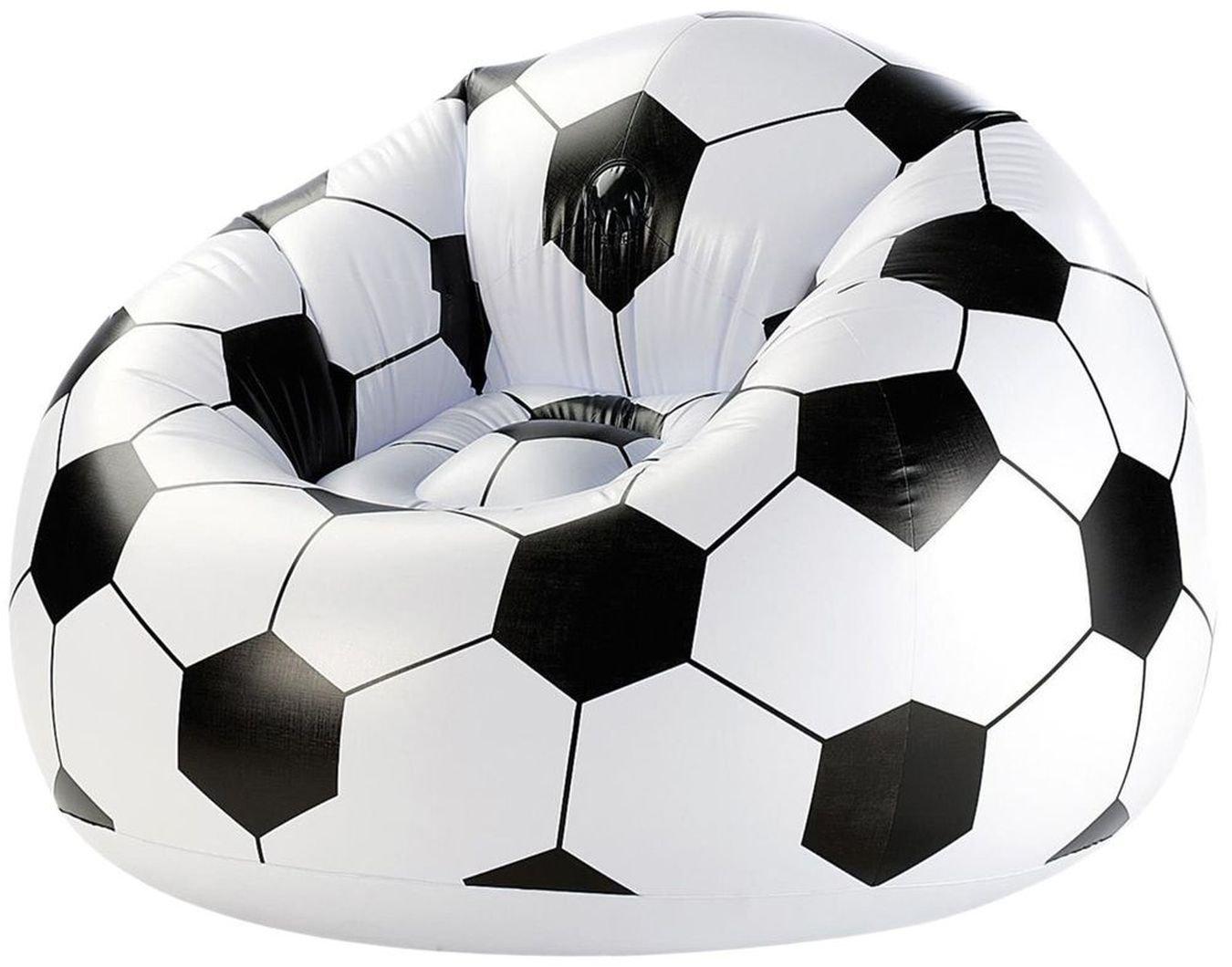 Amscan - Poltrona Gonfiabile Pallone Da Calcio Generique 298
