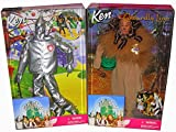 Ken Tin Man & Cowardly Lion: Set of 2