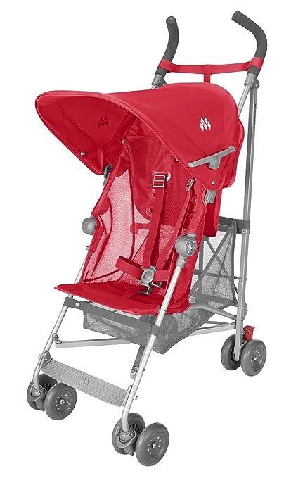 Amazon.com: Maclaren Volo Carro Cardinal: Baby