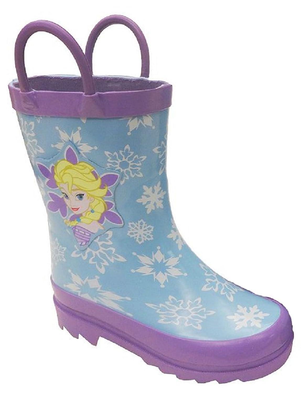 Disneys Frozen Snowflake Boots Girls Image 1