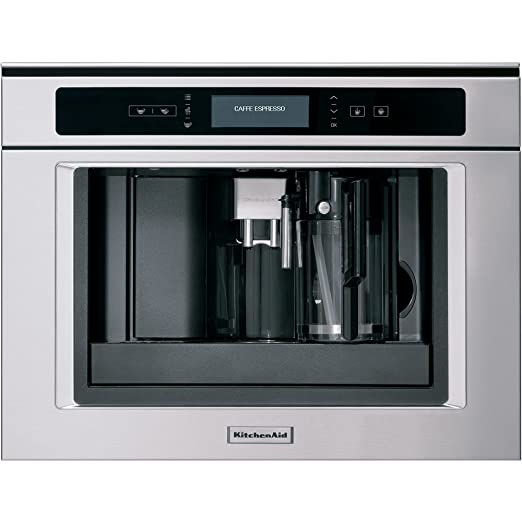 KitchenAid KQXXX 45600 Integrado Semi-automática Máquina espresso ...