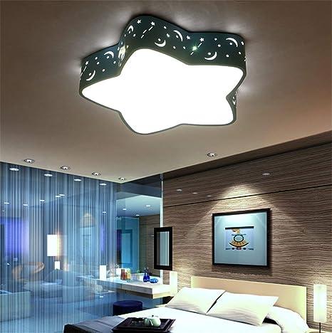 ZLL Luz de techo para el dormitorio de la casa, lámpara de ...