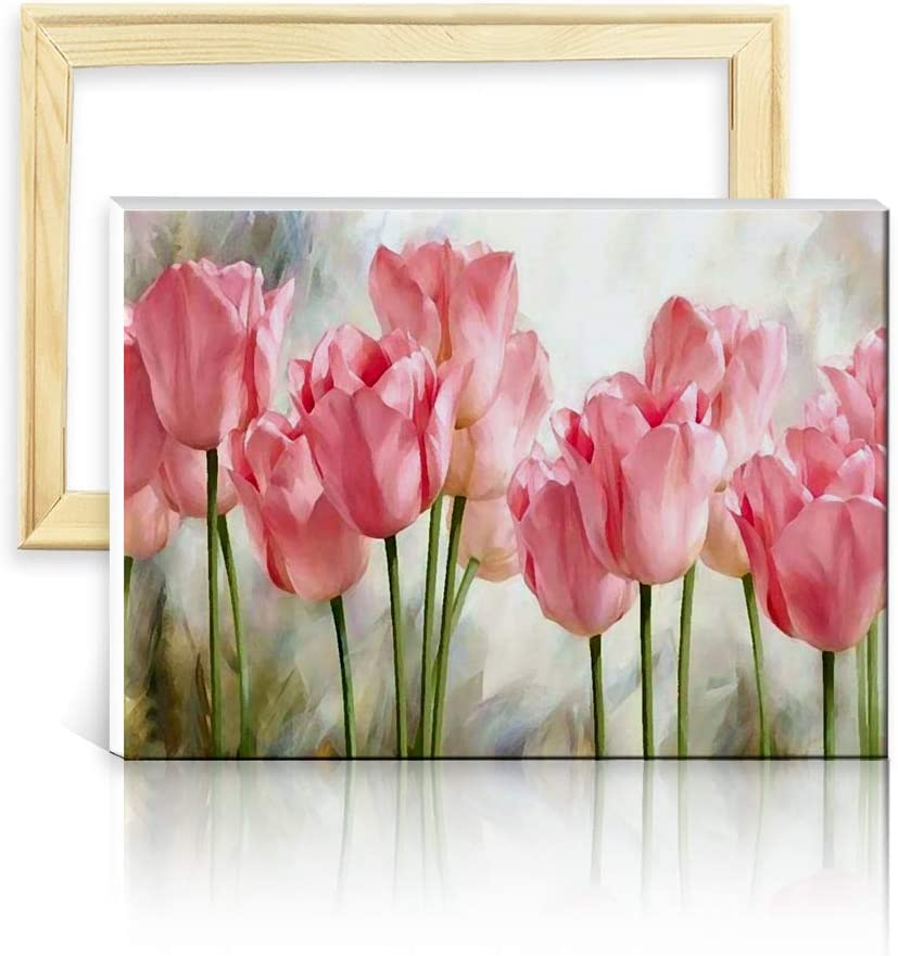 Cornice Pla-style Nera 40 x 50 cm