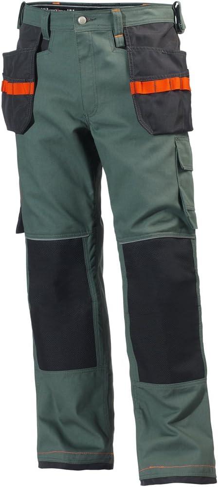 C58 Helly Hansen 76411/_459-C58 Chelsea Kevlar Pants Rock Grey//Charcoal