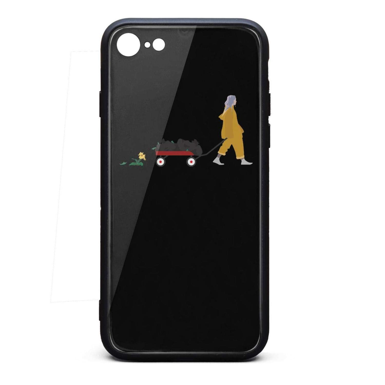Amazon.com: Funda para iPhone 6/6S Billie-Eilish-Bellyache ...
