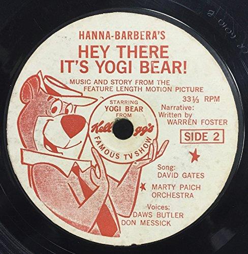 Marty Paich Hanna Barbera's Hey There It's Yogi Bear 7