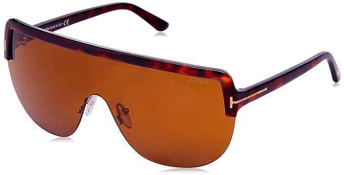 Tom Ford Sonnenbrille FT0560 54E 00, Gafas de Sol para ...