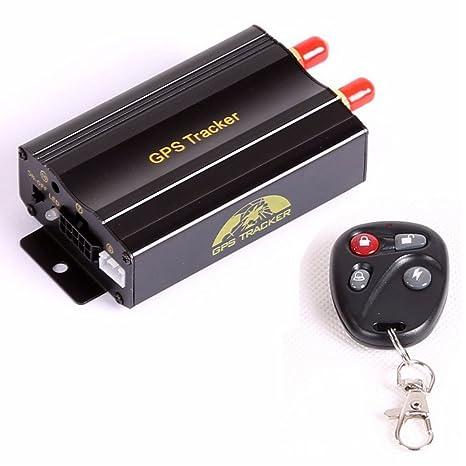 Multifunción en tiempo real del coche del vehículo GPS / GSM / GPRS Kits de sistema