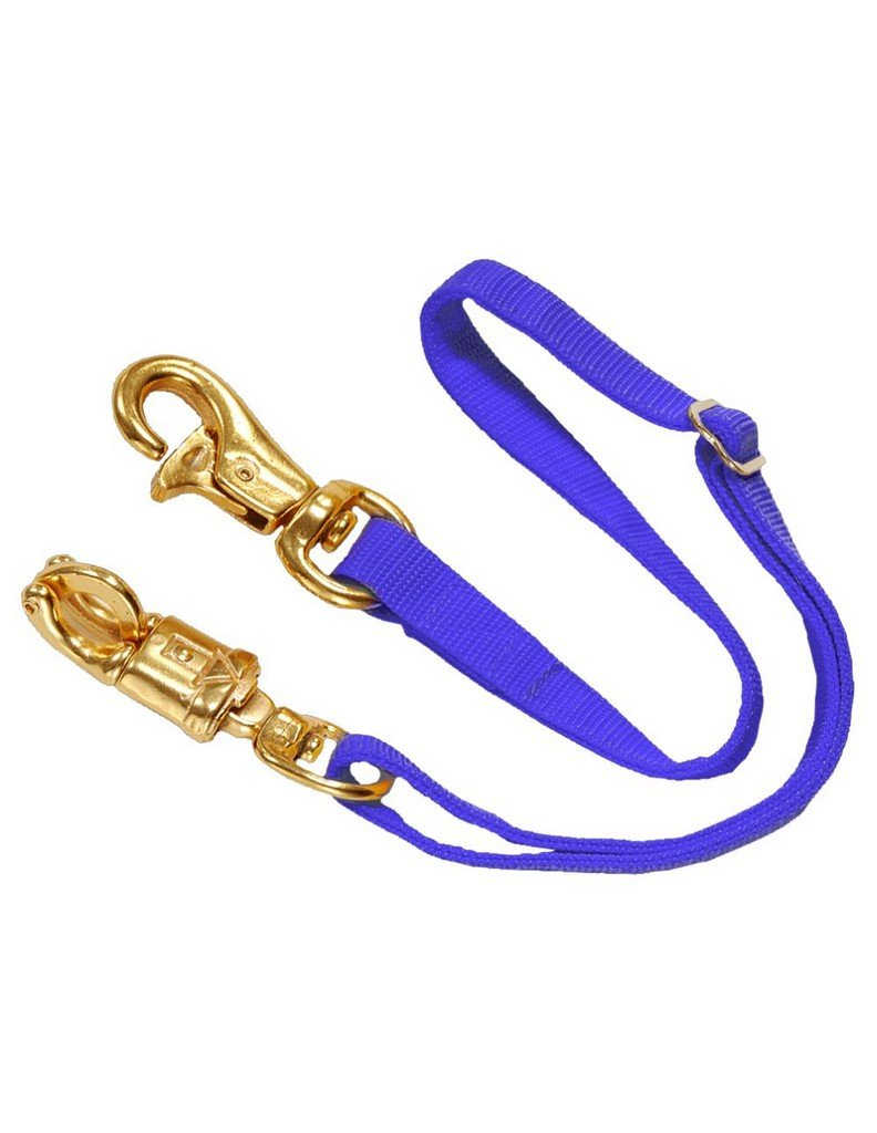 Tough 1 Adjustable Trailer Tie, Royal Blue