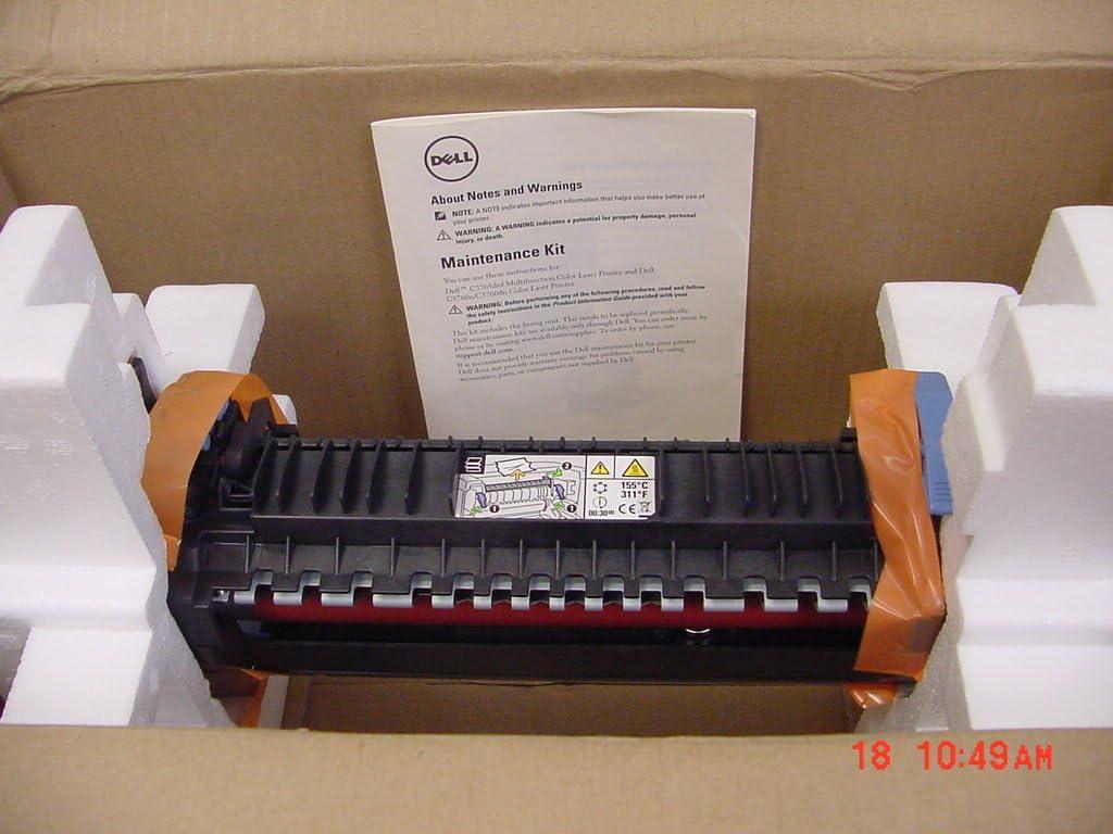 Dell MMD8H Fuser Unit c3760 c3765 110 Volt 100k Pages
