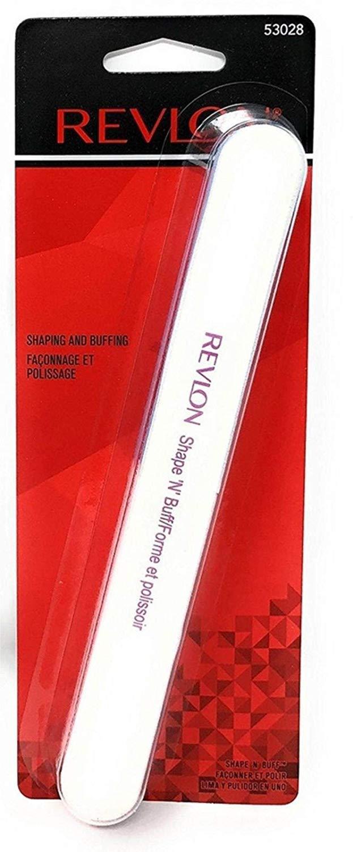 Revlon Shape 'N' Buff Nail File 1 ea