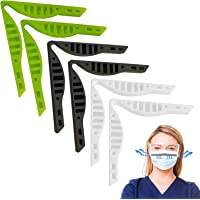 Yidaxing Strips voor neusbrug, 6 stuks anti-condens-neusbrug, gezichtsafdekking, neushouder om te voorkomen dat de bril…