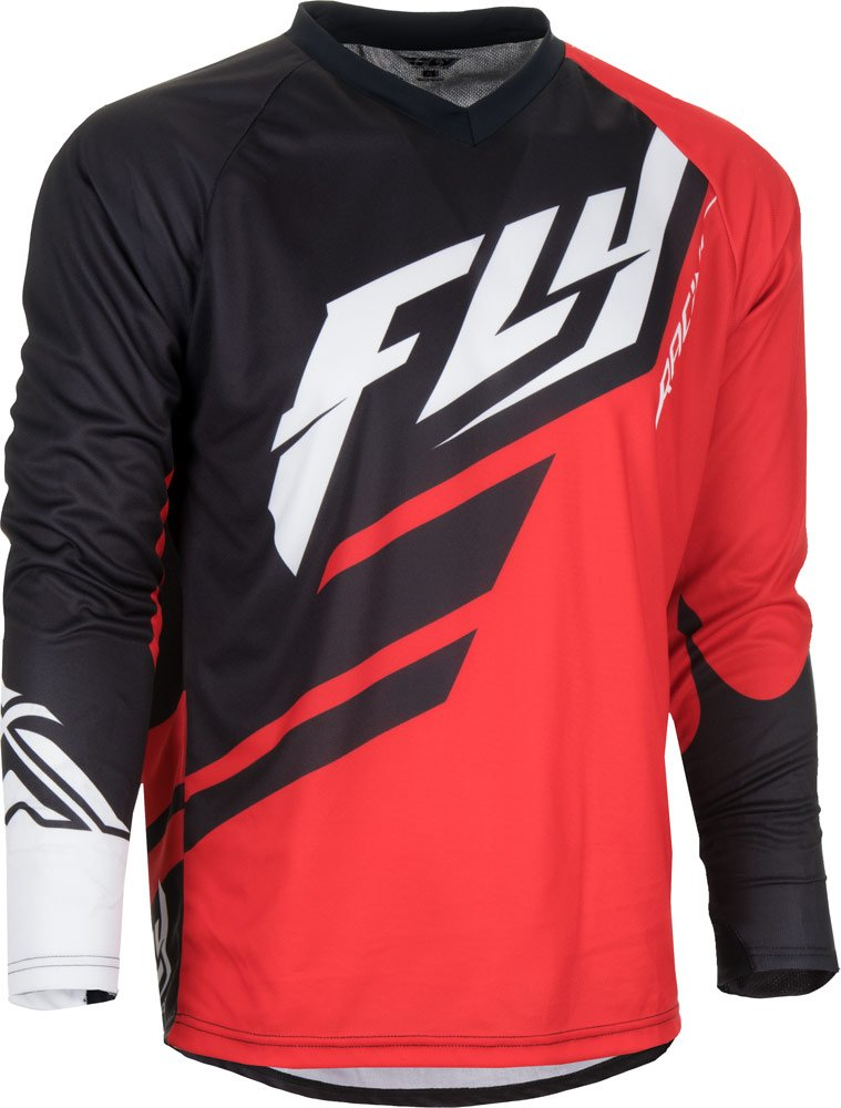Fly Racing Downhill-Jersey Radium Shaun Palmer Edition - Rot Schwarz
