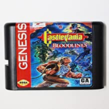 Taka Co Castlevania Bloodlines NTSC-USA 16 bit SEGA MD Game Card For Sega Genesis