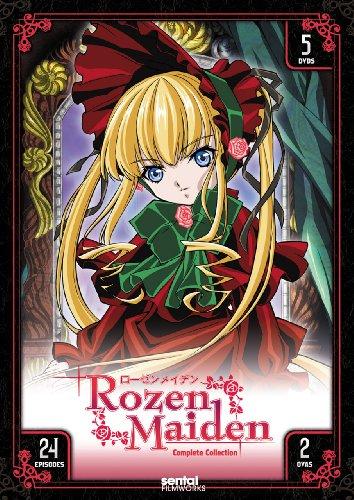 Rozen Maiden Season 1 Collection