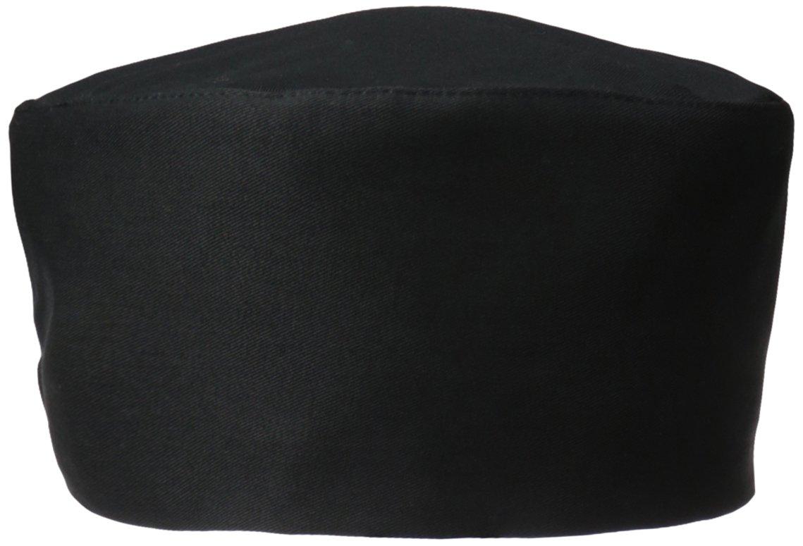 Uncommon Threads Unisex  Cotton Twill Beanie, Black, One Size