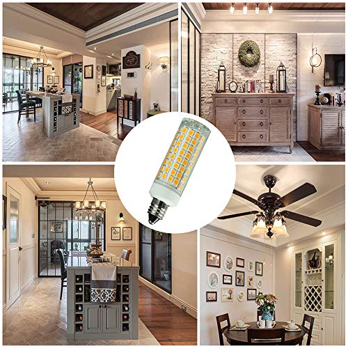 E11 Led Bulb Dimmable Equivalent To 100w Or 75w Halogen