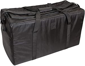 """Snoop Proof Smell Proof Duffle (L) 22""""x10""""x12"""""""